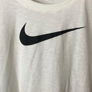 Nike Tops - White nike shirt